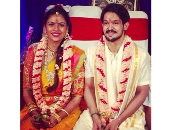 Actor Nakul engaged to Sruti Bhaskar