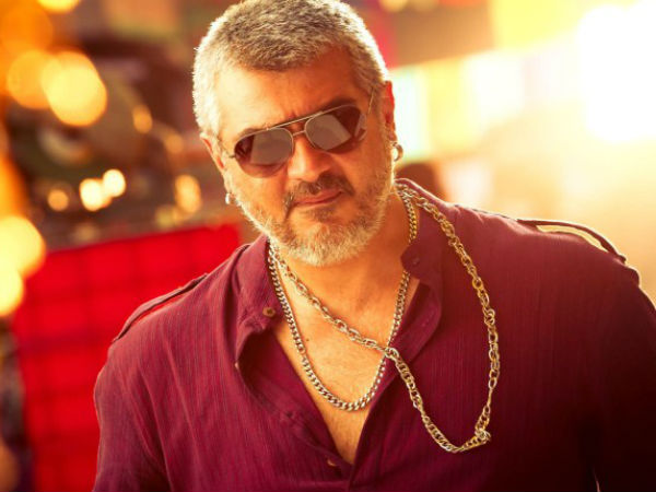Ajith's Vedalam Collects 60 Crores