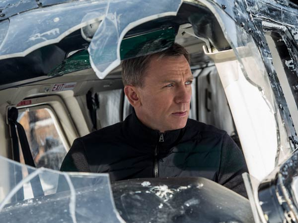 Spectre Collects more than 543 Million