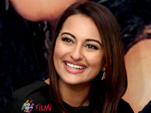 Sonakshi Sinha makes her debut as a singer