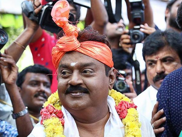 Vijayakanth Come Back Movie Tamizhan Endru Sol