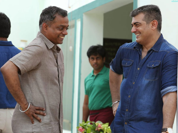 Gautham Menon Confirms Yennai Arindhaal Part 2