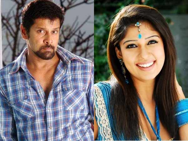 Why Nayanthara not pairs up with Vikram for the past 10 years?