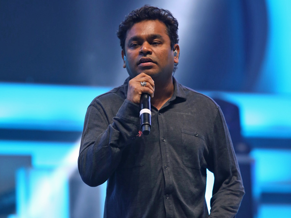 Me too faced intolerance, says AR Rahman