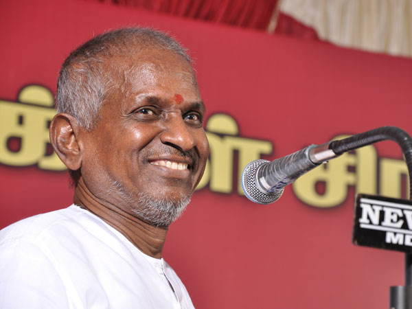 Maestro Ilaiyaraaja and Poets