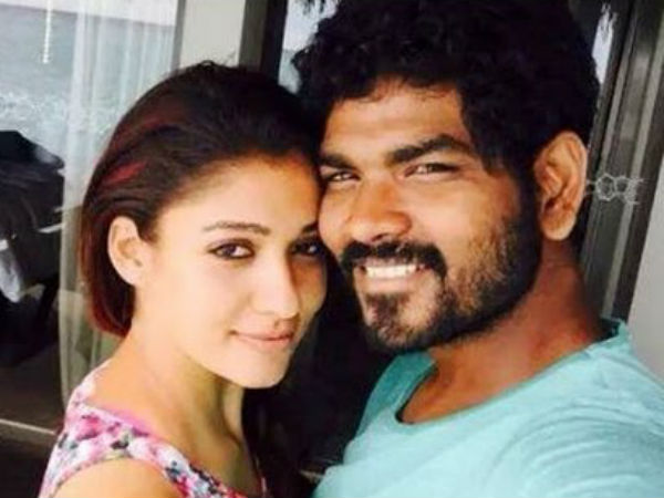 Vignesh Sivan converted Christian for Nayanthara