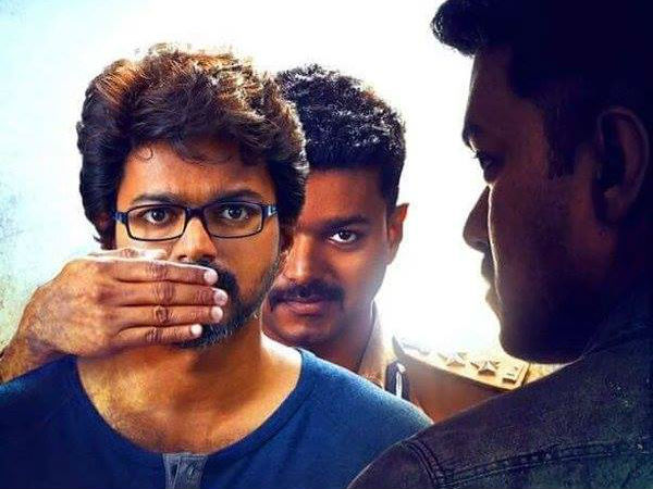 Thunderous response for Vijay's Theri