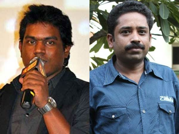 Yuvan composes all songs for Darma Durai in a day