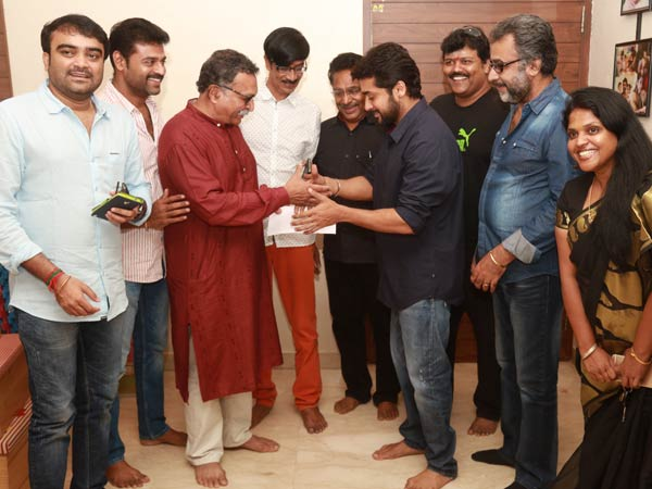 Surya, Karthi, Vishal announced flood relief fund