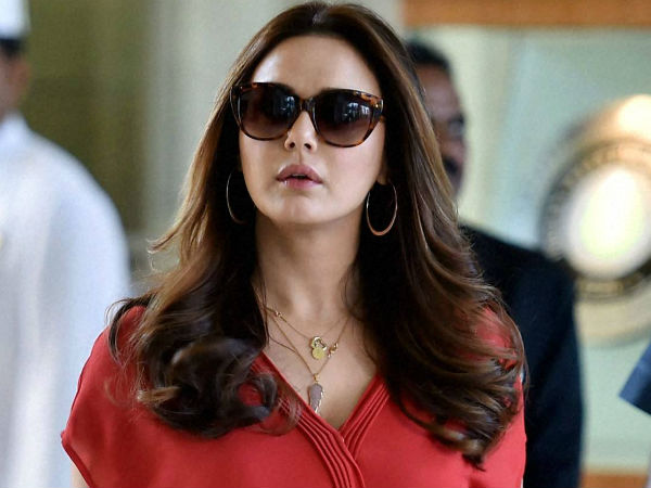 Preity Zinta Marriage in January?
