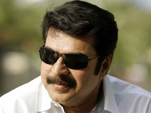 Did Mammootty open his house for Chennai flood victims?