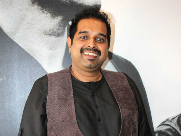 Shankar Mahadevan admitted to hospital