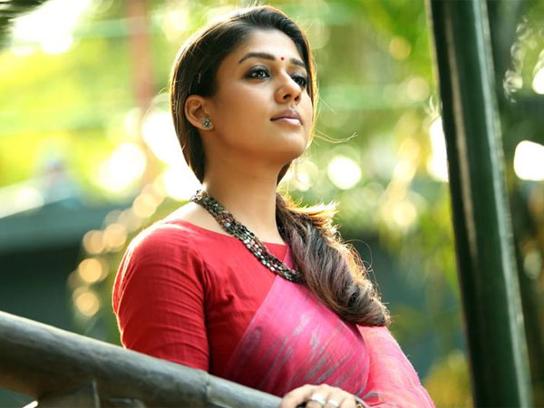 Nayanthara extends her helping hands to the flood affected