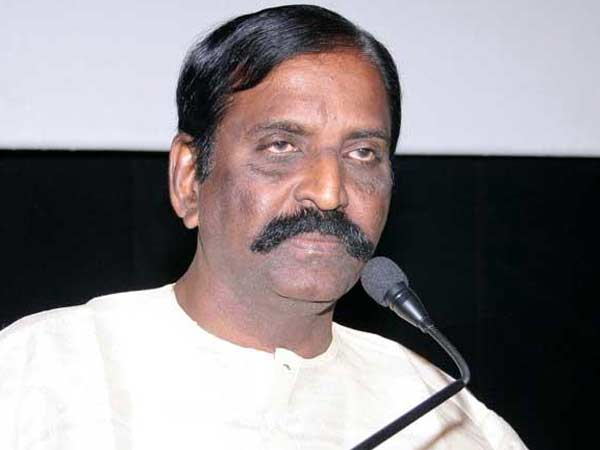 Social Responsibility is Needed to Songwriters - Vairamuthu