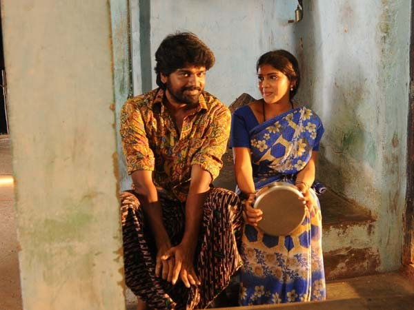 Veerayan, a movie on Tanjore village life