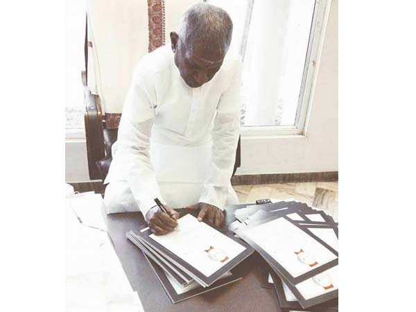 Magudeswaran's article on Maestro Ilaiyaraaja