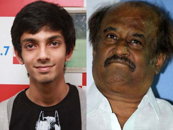 Rajini advices daughters to avoid Anirudh