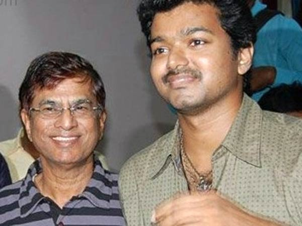 SA Chandrasekhar reveals how Vijay became hero