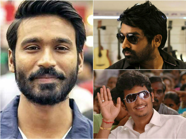 Vada Chennai: Dhanush Team Up with Vijay Sethupathi, Jiiva