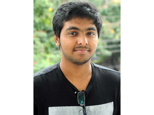 GV Prakash to use MGR song for his intro scene