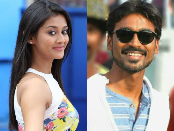 Debut Actress Pooja Jhaveri Talks About Dhanush