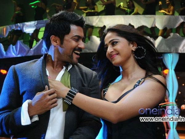 Surya's Singam 3 Title on January 7