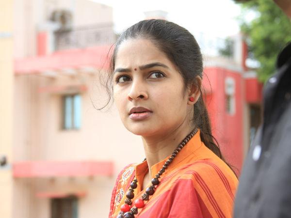 Madhumitha's come back movie Budhdhan Yesu Gandhi
