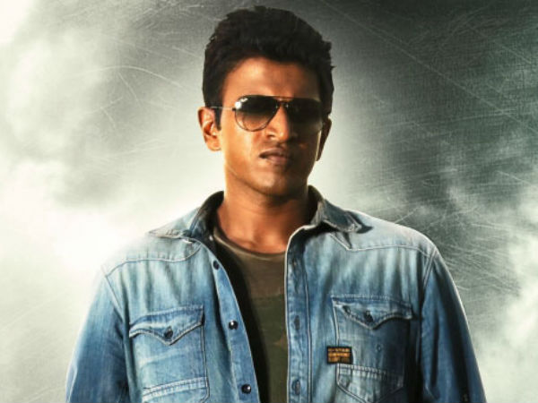 Puneeth Rajkumar in Ajith's 'Vedalam' remake