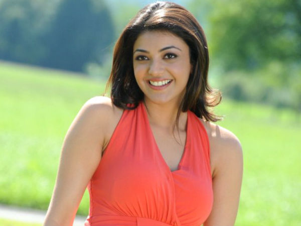 Kajal Aggarwal to debut singer for Chakravyuha
