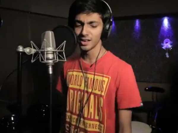 Beep effect: Another setback to Anirudh
