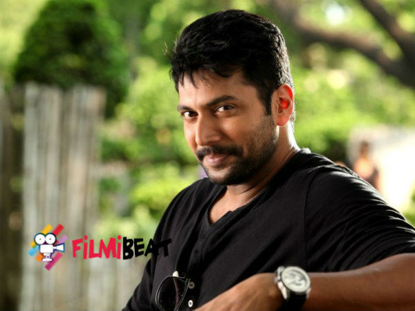 The desire to act in Historical films - Jayam Ravi