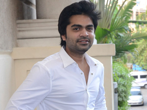 Simbu withdrawn his latest case
