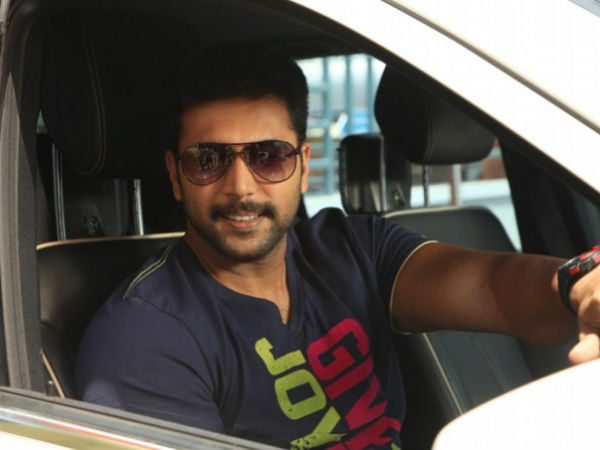 Surya Appreciate Jayam Ravi for Best Actor Award