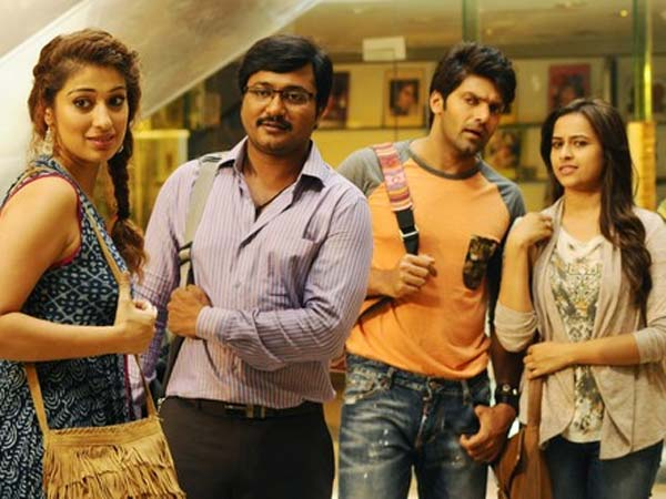 Bangalore days Tamil version ready