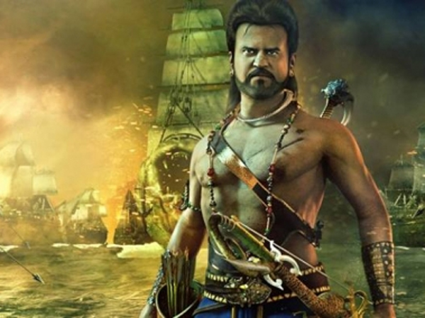 How and why Kochadaiiyaan goes to Kannada?