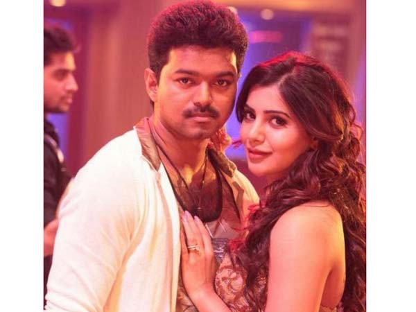 Samantha plays Mithra MBBS in Theri