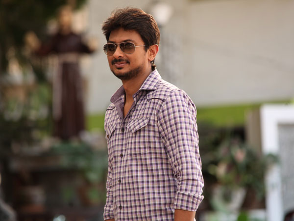 Udhayanidhi too using Rajini movie title for his next