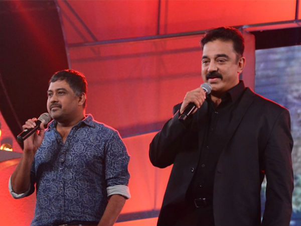 Lingusamy once Again Team Up with Kamal Haasan