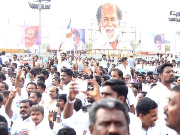 Why Rajinikanth not attended Sholingar meet?