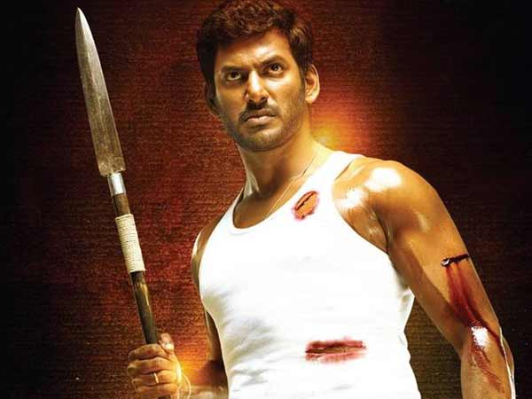 Vishal Once Again Team Up with Lingusamy