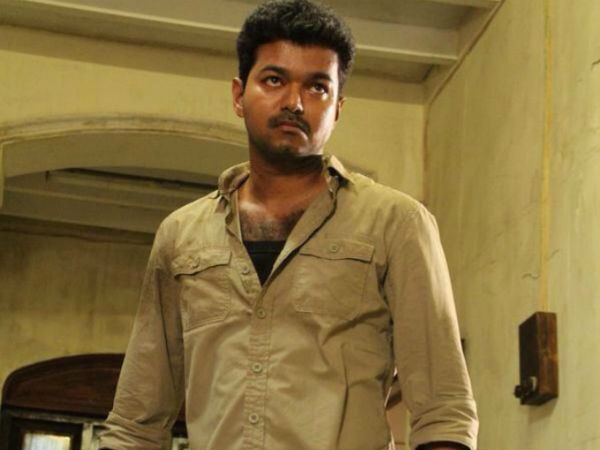 Vijay's Kaththi In Trouble Again For 'Stealing Story'
