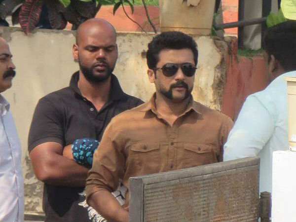 Surya Join Hands with Karthi for S3