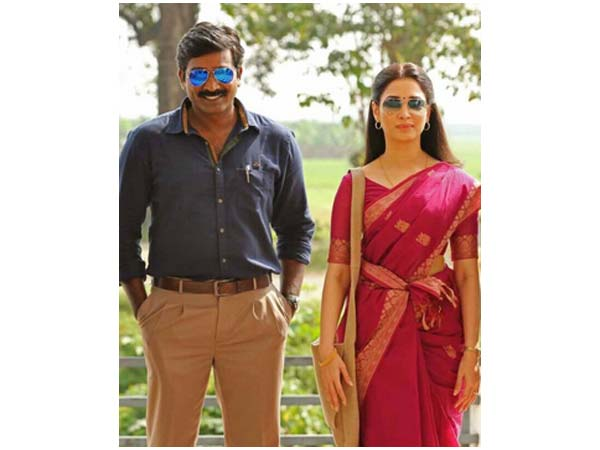 Tamanna learns tamil for Dharmadurai