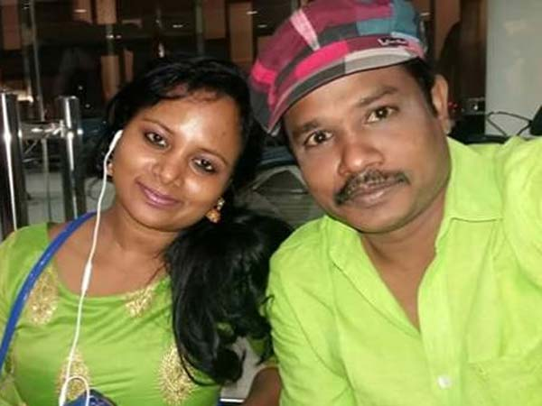 Comedy actor Madurai Muthu wife killed in road accident