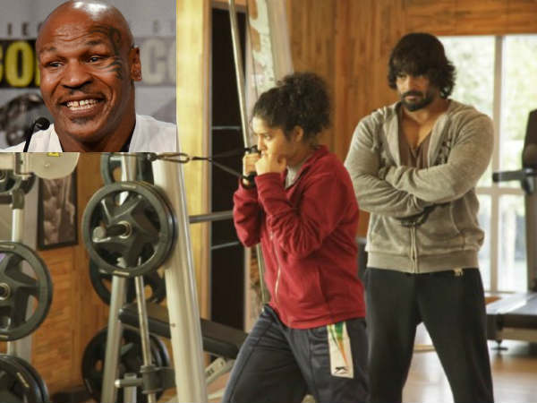 Irudhi Suttru Special Screening for Mike Tyson