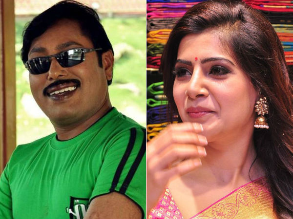Samantha rejects offer to act with Rajakumaran