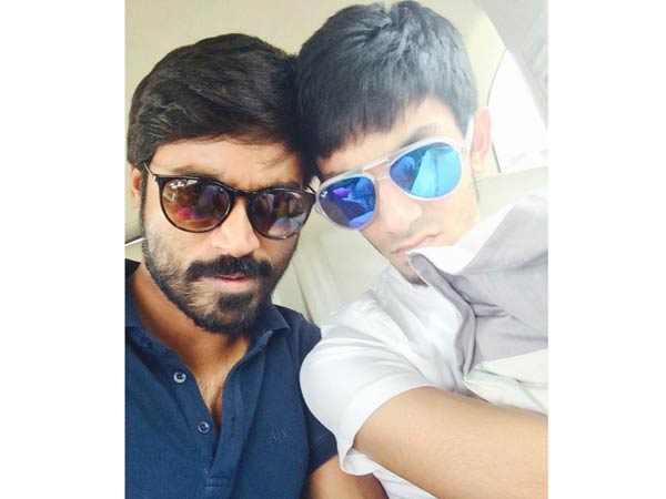 Dhanush, Aniruth Clash Come to End