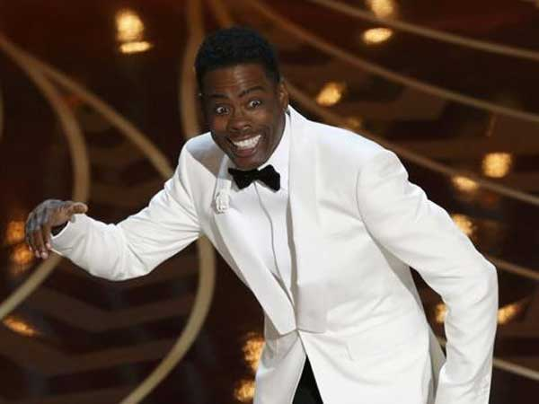 Oscars: The best five jokes from Chris Rock's monologue