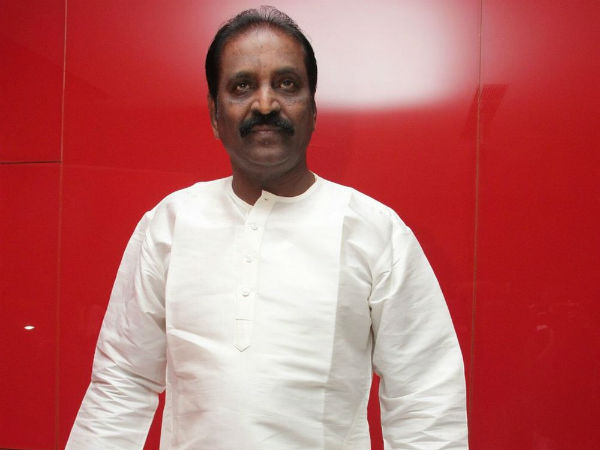 Vairamuthu is busy with young actors