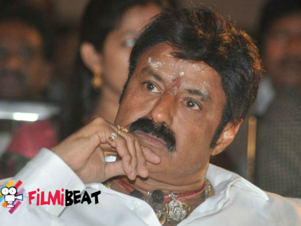 'Must Kiss Or Make Them Pregnant': Complaint against Actor Balakrishna